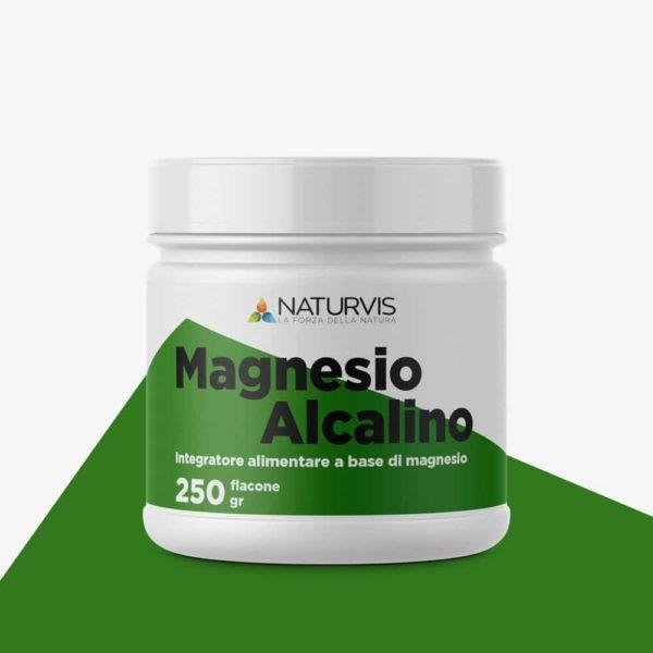Integratore alimentare Magnesio Alcalino