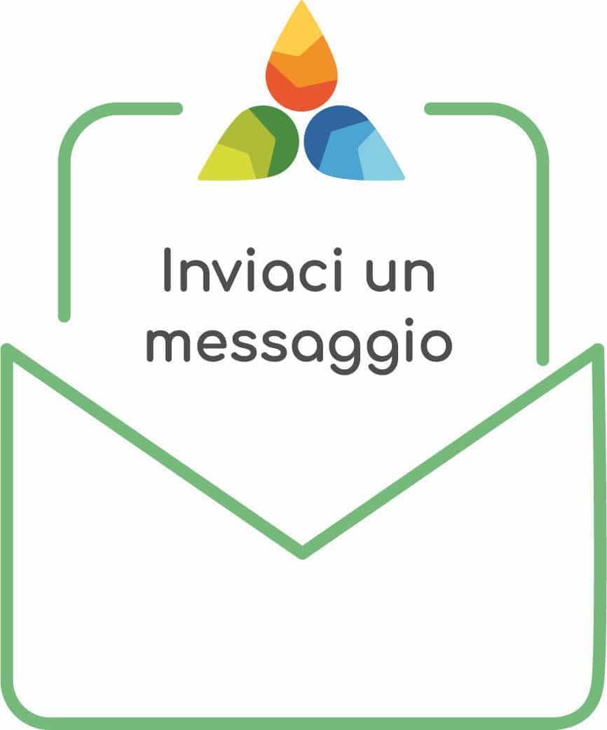 Inviaci un messaggio