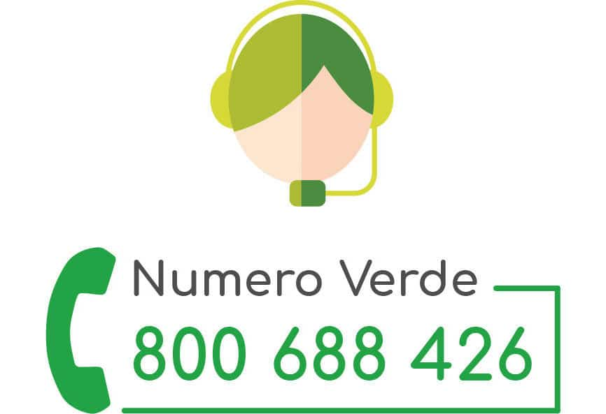 Numero verde Naturvis