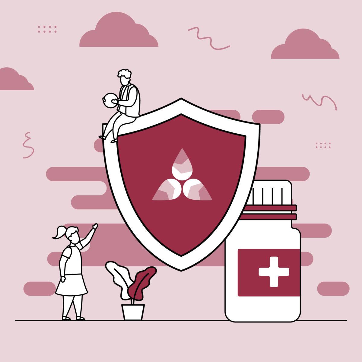 Rinforza il tuo sistema immunitario bambini