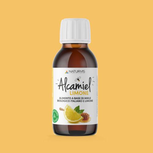 tisana Miele italiano biologico e limone
